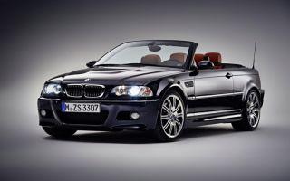 BMW M3 кабриолет и M4-пять поколений с ветерком от М-подразделения BMW
