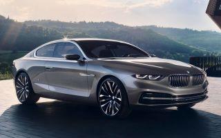 BMW Gran Lusso (2013)