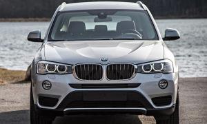 F25 LCI — Новое лицо кроссовера BMW X3 2014