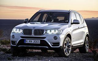 BMW X3 Facelift F25: сравнение фото до и после рестайлинга