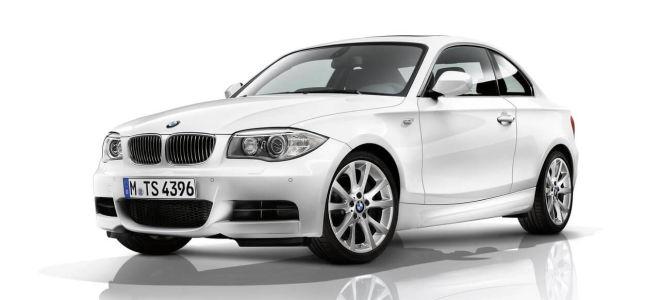 BMW 1 седан — первая визуализация компактного баварского седана