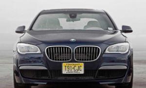 BMW 760Li подтяжка лица