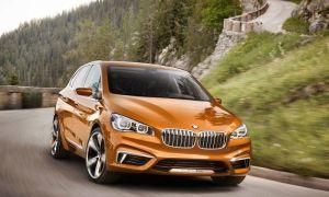 BMW Active Tourer Outdoor — активный досуг на колесах