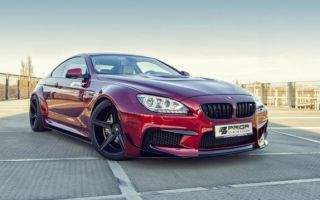 Prior Design:BMW M6 F13 PD6XX