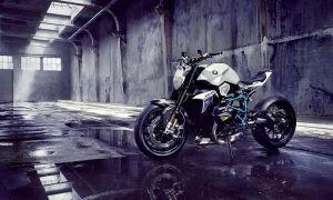 Концептуальный мотоцикл BMW Roadster покоряет Конкурс элегантности