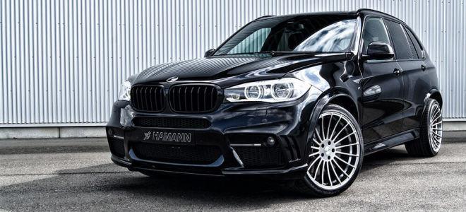 BMW X5 F15 xDrive30d и xDrive50i