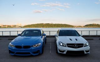 BMW F80 M3 или Mercedes-Benz C63 Edition 507: кто круче?
