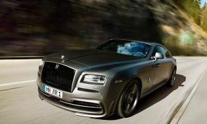 Rolls-Royce Wraith от ателье SPOFEC: роскошный тюнинг и 717 л.с.