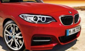 Мировая премьера: BMW 2 серии купе