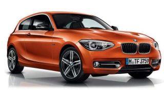 BMW 114i описание