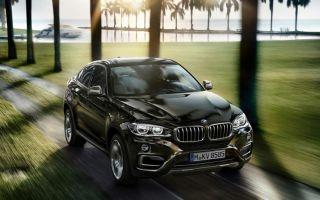 BMW X6 2014 фото и цены