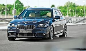 Тюнингованный BMW 5 Series Touring F11 от MM-Performance