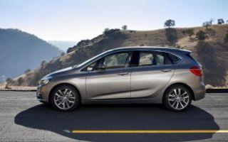 Active Tourer : семейный минивэн BMW
