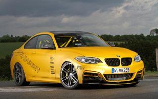 Manhart Performance представляет тюнингованную версию BMW M235i