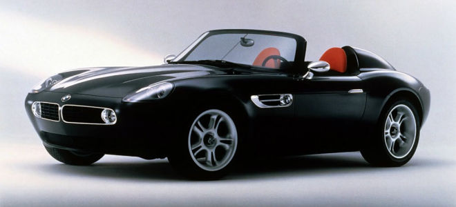 BMW Z7: среднемоторный спорткар, который бросит вызов Porsche 911