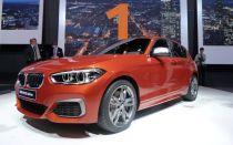 На Женевском автосалоне показали рестайлинговый BMW M135i Facelift