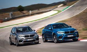 Мировая премьера BMW X6 M и BMW X5 M