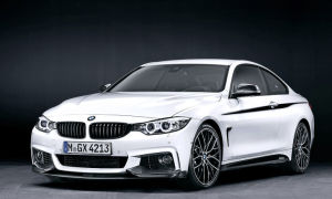 M пакет BMW 4