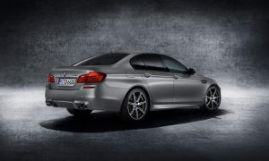 BMW 30 JAHRE M5: Специальная модель к 30-летнему юбилею M5