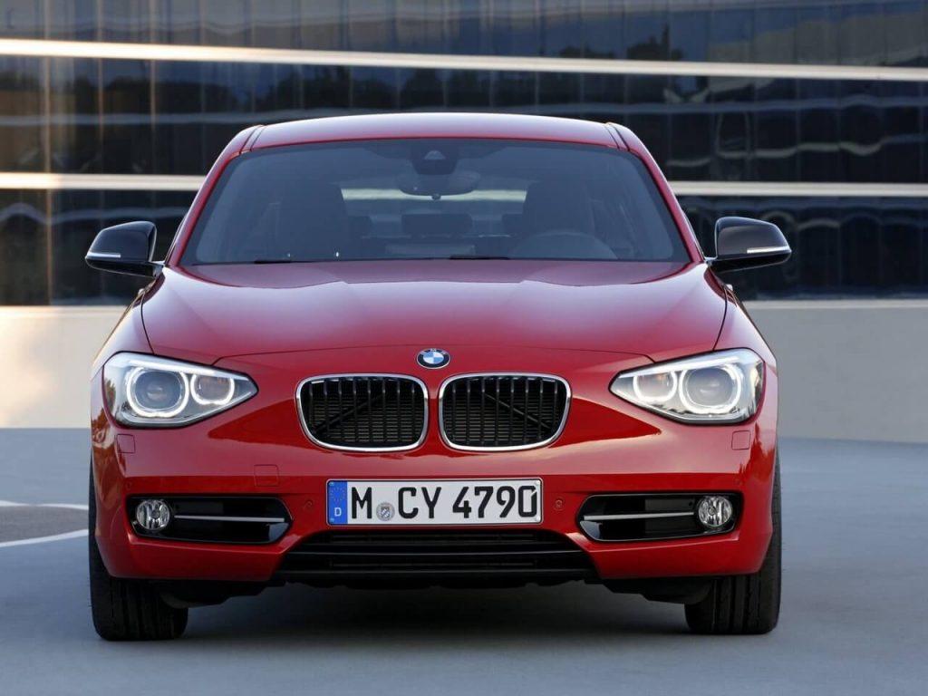 Драйв с BMW 114i