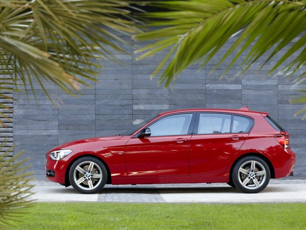 Технические характеристики BMW 114i